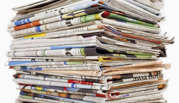 Günün gazete manşetleri - 31 Mayıs 2018