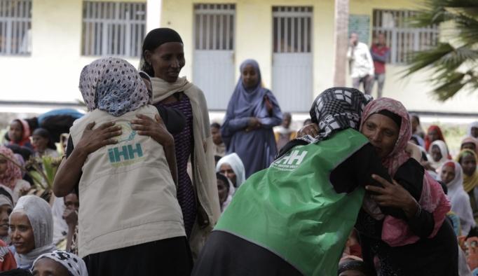İHH'dan Güney Afrika, Etiyopya ve eSwatini Krallığı'na ramazan yardımı