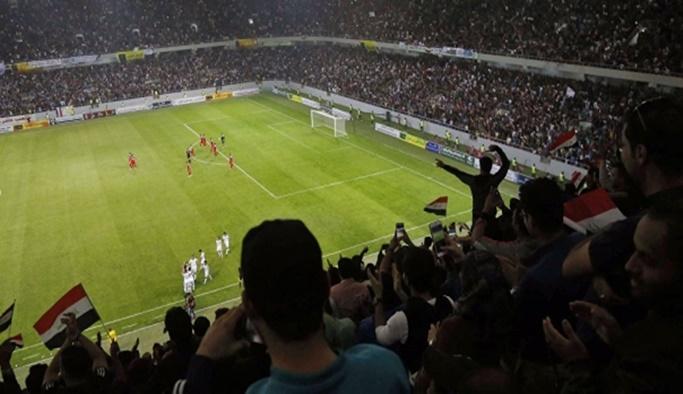 Irak'ta 28 yıl sonra ilk defa futbol turnuvası düzenlenecek