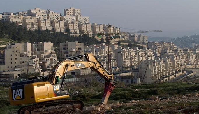 İşgalci İsrail'den 'yeni yerleşim yeri' kararı