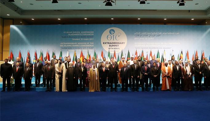 İslam İşbirliği Teşkilatı (İİT) İstanbul'da toplanıyor