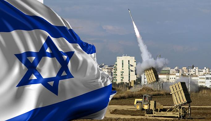 """İsrail """"Demir Kubbe"""" sistemini yerleştirdi"""