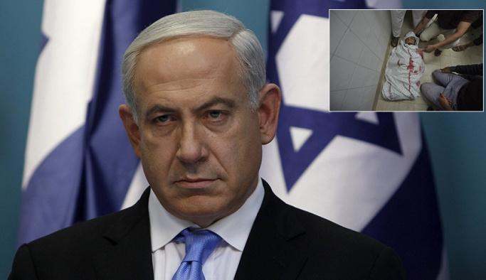 İsrail'den skandal katliam açıklaması