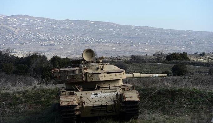 İsrail, Suriye'de İran'ı vurdu