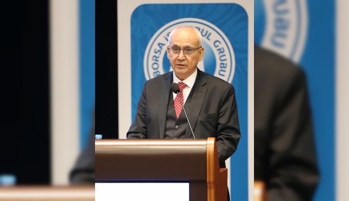 """""""İstanbul Uluslararası Finans Merkezi - Birleşme Bütünleşme"""" toplantısı"""