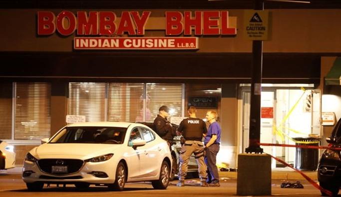 Kanada'da bombalı saldırı: 15 kişi yaralandı