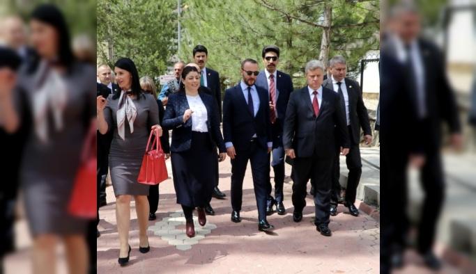 Makedonya Cumhurbaşkanı Ivanov,