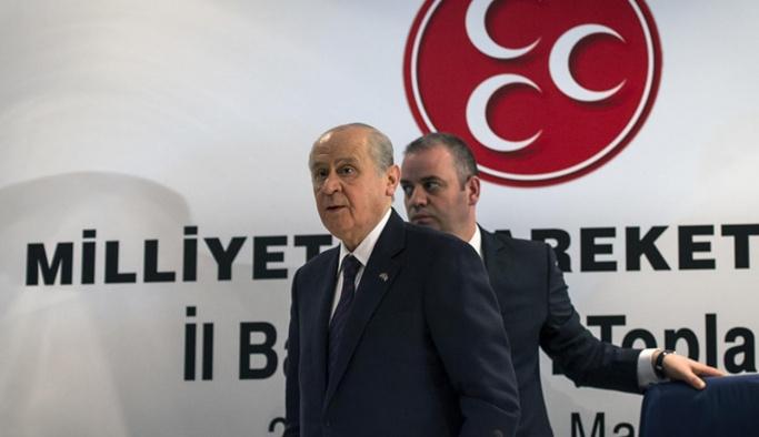 MHP'nin milletvekili aday listesi açıklandı