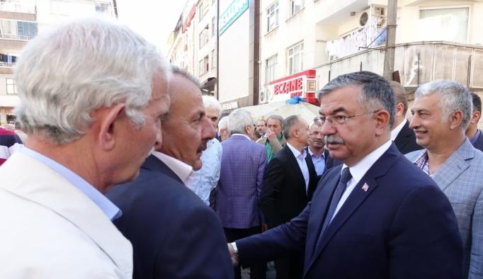 Milli Eğitim Bakanı Yılmaz Trabzon'da