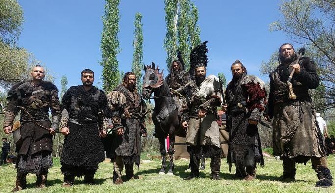 Osmanlı ordusunun 'Deliler'i beyaz perdede