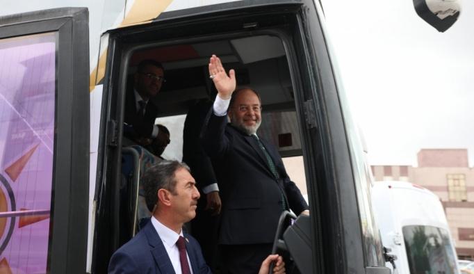 """""""Öteden beri Türkiye'yi uydusu gibi görmek isteyen ülkeler var"""""""