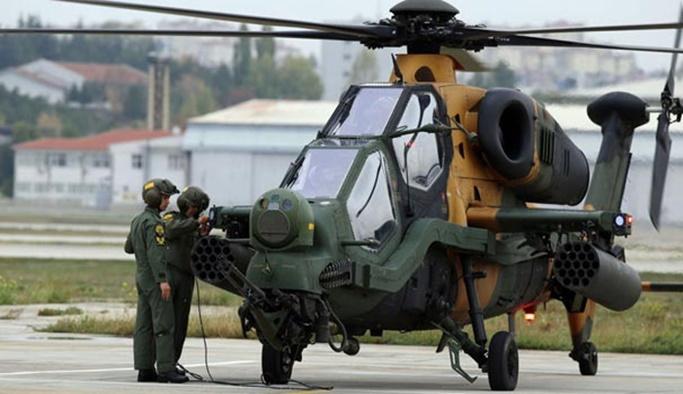 Pakistan'la 30 Atak helikopteri için imzalar atıldı