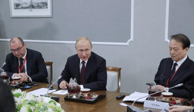 Putin, baskılar Erdoğan'ı korkutmaz
