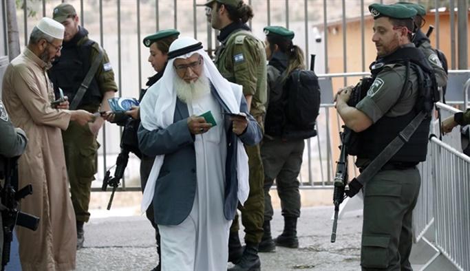 İsrail Ramazan'da Gazzelilere Kudüs'ü yasakladı