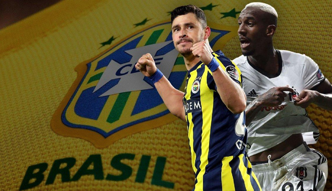 Talisca ve Giuliano'ya Brezilya'dan Kötü Haber