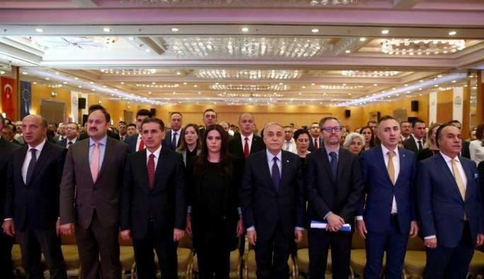 TKDK Ankara Yatırımları İmza ve Temel Atma Töreni