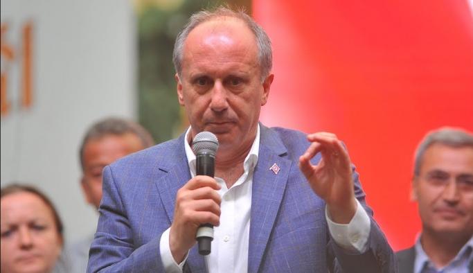 TRT'den Muharrem İnce'ye sert tepki