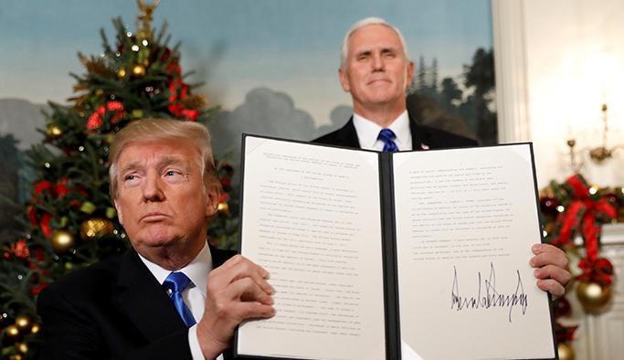 Trump: Barış getirdik