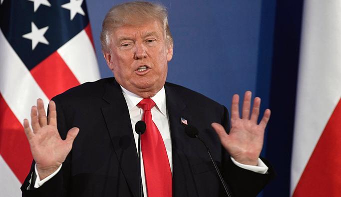Trump göçmenlere hayvan dedi