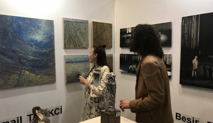 Türk sanatçılardan Louvre Müzesi'nde sergi