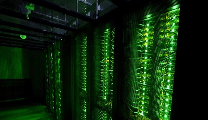 Türkiye'nin en büyük veri merkezi açıldı