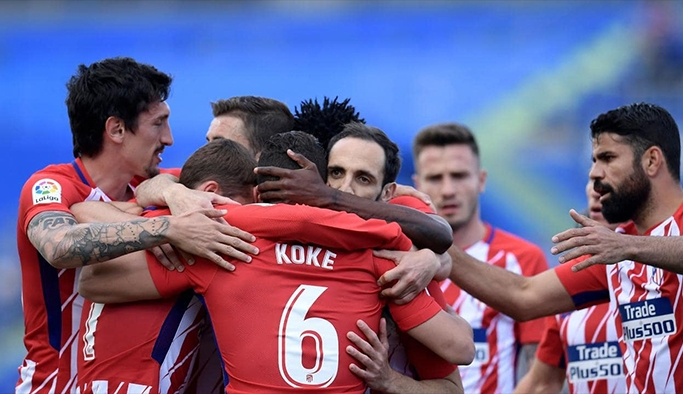 UEFA Şampiyonu Atletico Madrid oldu!