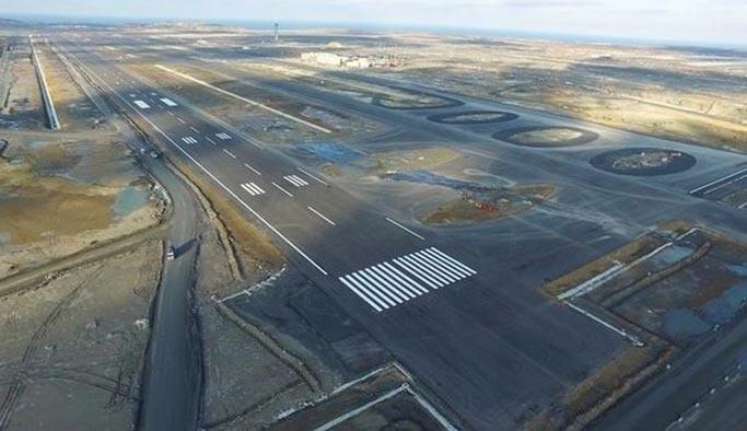 3. Havalimanına ilk iniş ne zaman?