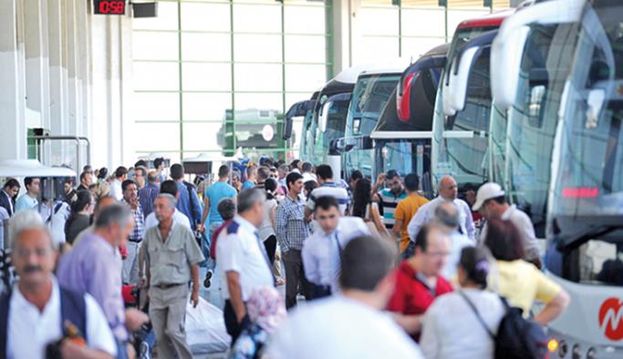 '600 bin kişi Bayram tatili için yollarda olacak'