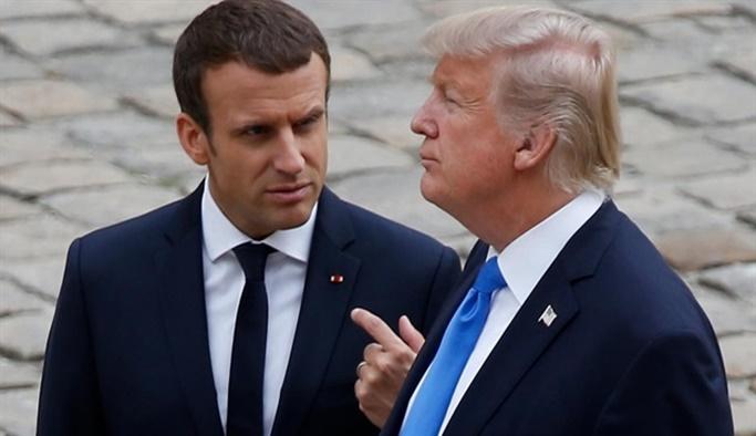 ABD ile Fransa arasında tansiyon yükseliyor