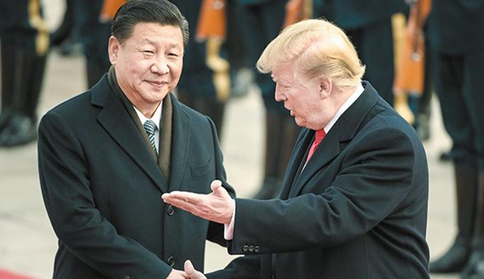 ABD'nin Çin ile imtihanı