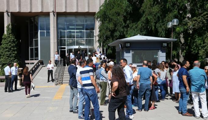 Ankara Garı önündeki terör saldırısı davası (1)