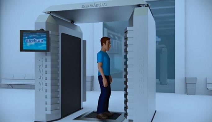 ASELSAN 'vücut tarayıcı' geliştiriyor