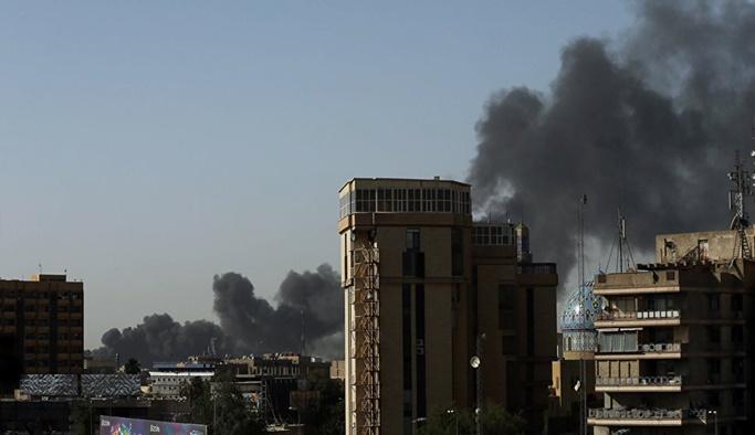 Bağdat'ta 'hileli seçim sandıkları' yandı