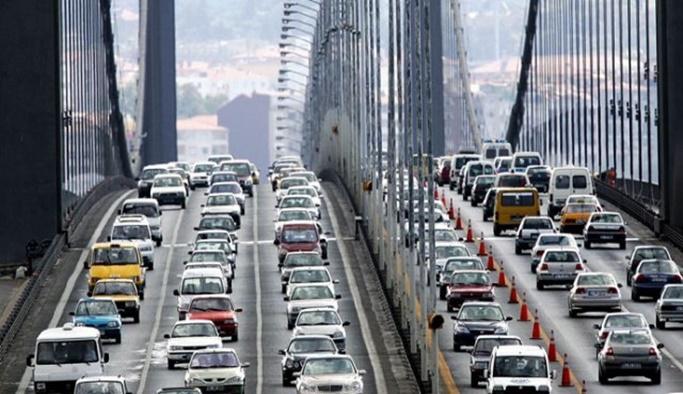 Bayramda otoyol ve köprüler 4 gün ücretsiz