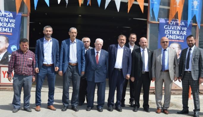 """CHP ile HDP şu anda ikizler gibi"""