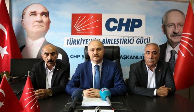 CHP'den Suruç'taki saldırıya ilişkin sağduyu çağrısı