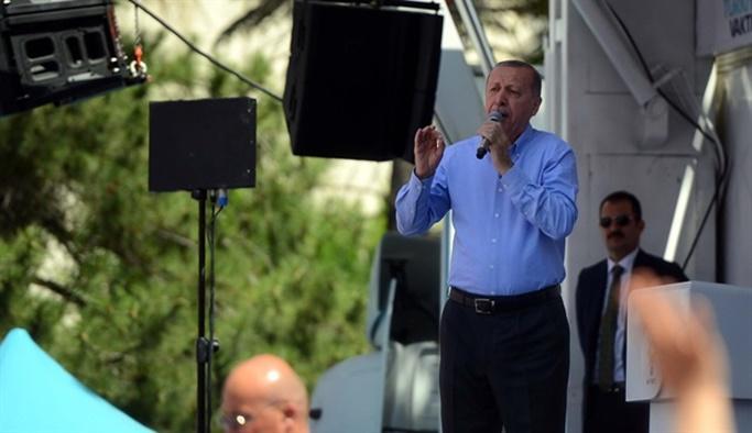 Cumhurbaşkanı Erdoğan: Çırak bile olamadınız