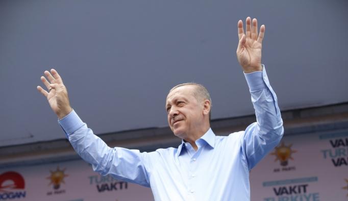 Cumhurbaşkanı Erdoğan, Esenyurt'ta halka seslendi