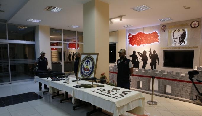 Diyarbakır'da saldırı hazırlığında 5 terörist yakalandı