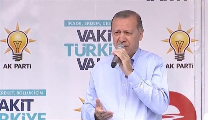 Erdoğan net konuştu: Gerekirse oralara gireriz