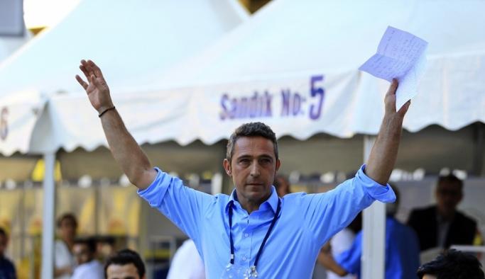 Fenerbahçe Kulübünün yeni başkanı Ali Koç