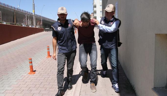 HDP milletvekili adayının yeğeninin terörden gözaltına alınması