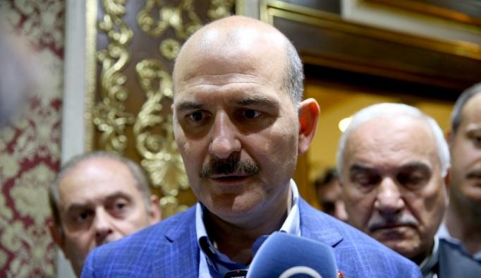 İçişleri Bakanı Soylu: (Suruç'taki saldırı) Bu ziyareti yapmadan önce kurgulanmış, esas itibarıyla bu saldırıda hazırlanmış bir durum söz konusu.
