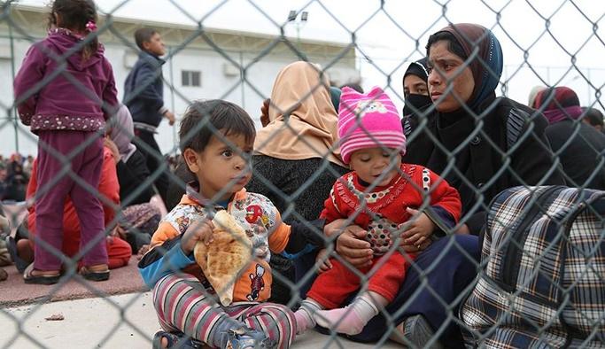 Irak'ta 3,8 milyon iç göçmen evlerine döndü