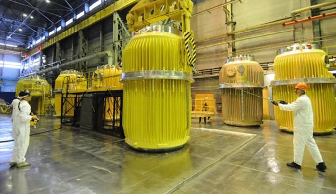 İran Uranyum Hekzaflorid tesisini açtı
