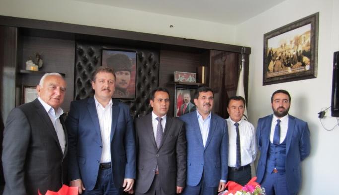 Kale'nin yeni belediye başkanı Mehmet Salih Sağınç oldu