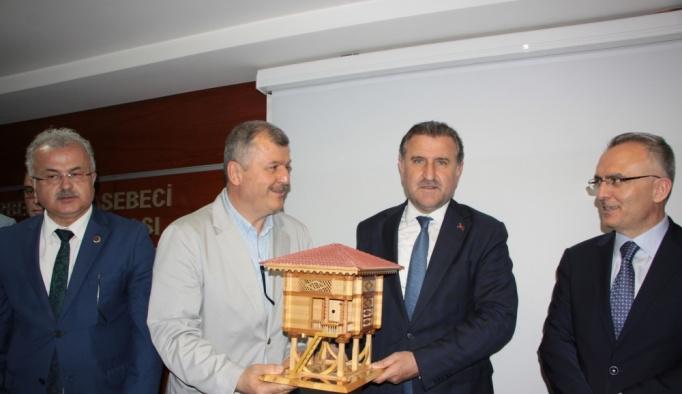 Maliye Bakanı Naci Ağbal: (2)