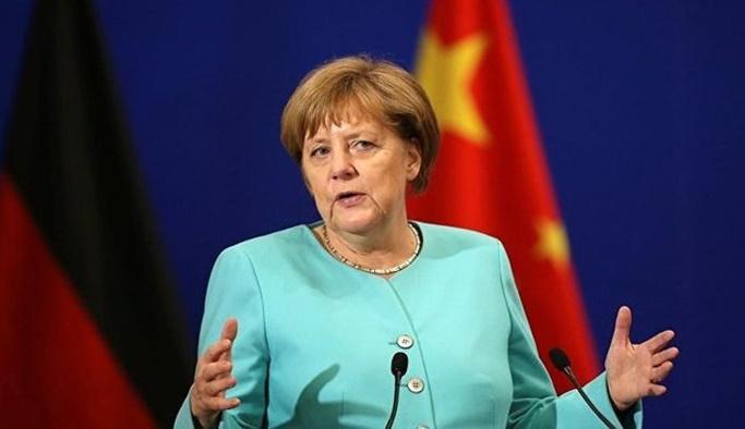 Merkel: Türkiye-AB anlaşmasını uygulamak istiyoruz