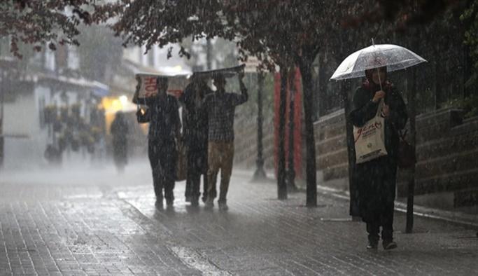 Meteorolojiden 'Bayram günü yağış' uyarısı