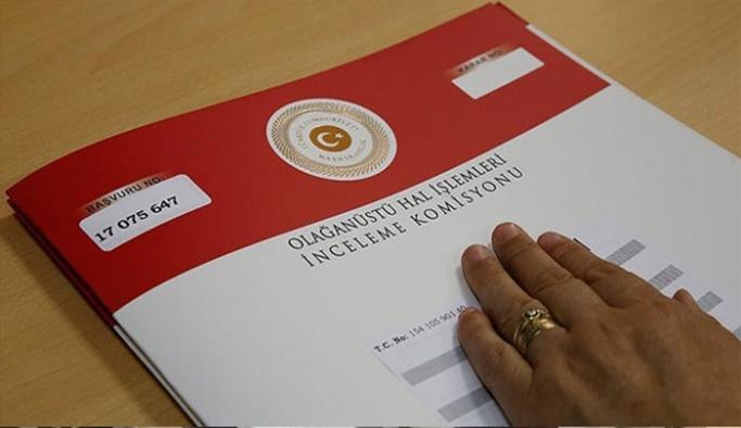 OHAL komisyonu 19 bin 600 dosya inceledi